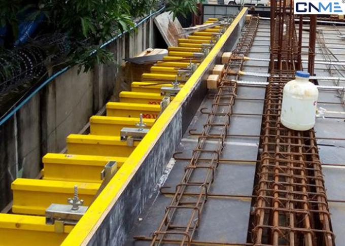 Powder Coated / Galvanized Steel Beam Scaffold Support Systems