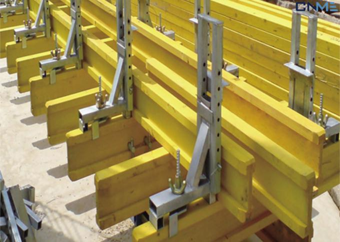 Strong Concrete Formwork Accessories Beam Clamp Ef­fi­cient Forming Up