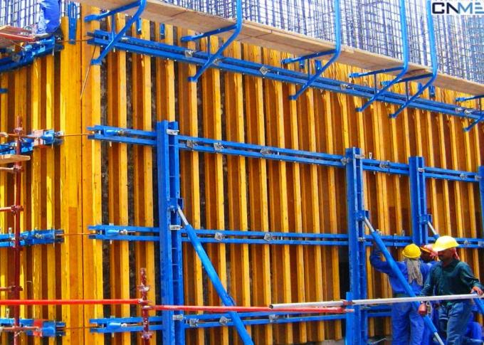 H20 Timber Beam Formwork with CB240 Bracket / Concrete Wall Formwork