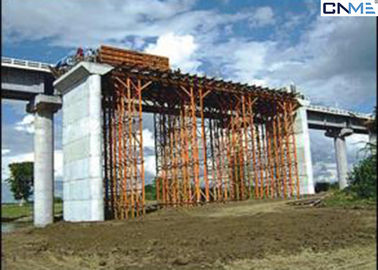 China Easy Install Bridge Deck Formwork Sufficient Strength / Stability  supplier
