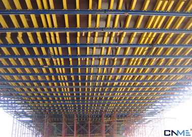 China Professional Bridge Formwork Systems / Bridge Deck Formwork High Loading Capacity supplier