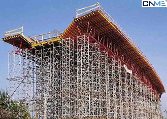 China Professional Cantilever Bridge Deck Formwork For Different Corss Sections supplier