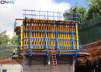 China Steel Material J240 Jump Form Formwork With Wide Working Space PF-J240  supplier