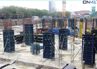 China System Column Formwork , Column Forms For Concrete Easy Installation supplier