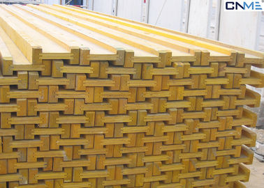 China Strong Concrete Formwork Accessories H20 Formwork Timber Beam Low Weight supplier