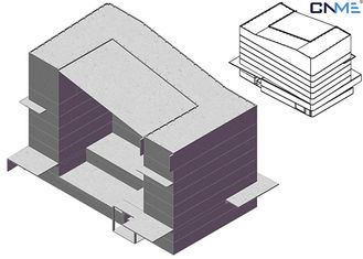 China 3D Planing Shuttering Design Calculation , Formwork Calculation Example supplier