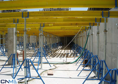 China Steel Shoring Systems , High Load Bearing Scaffolding For Supporting Slab Formwork supplier