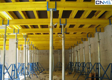 China Height Adjustable Shoring Scaffolding Systems Vertical Load Bearing supplier