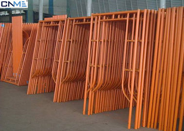 China Customized Frame Size Shoring Scaffolding Systems High Strength Steel Tubing supplier