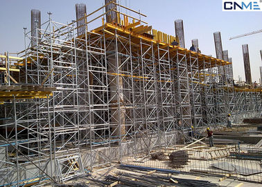 China High Ca­Pac­I­Ty Shoring Scaffolding Systems OEM / ODM Acceptable supplier