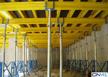 China Flexible Slab Formwork Systems Reusable Less Than 4.5m Floor Height supplier