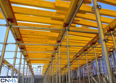 China Flexible Slab Formwork Systems Highly Efficient Large Spindling Range supplier