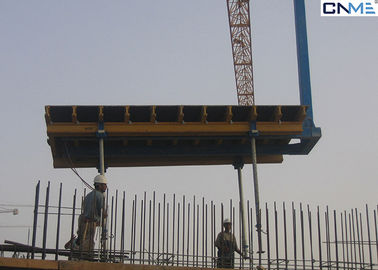 China Convenient Beam Slab System High Lift Forklift , Steel Formwork For Concrete Slab supplier