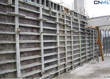 China W-SF120 Scaffolding Concrete Formwork , Concrete Wall Formwork Long Life Span supplier