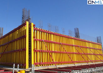 China High Efficient Wall Formwork System Green Formwork System OEM / ODM Available supplier