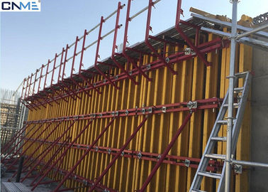 China Easy Maintenance Timber Beam Formwork , Shuttering And Formwork Concrete Wall supplier
