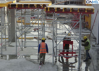 China Raft Slab Formwork For Beams Columns And Slabs Powder Coated / Galvanized Surface Treatment supplier