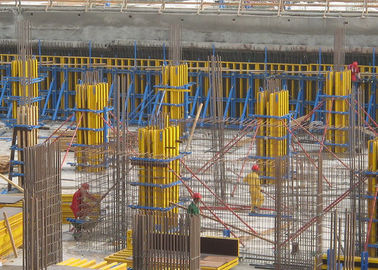China Engineered Formwork System , Climbing Scaffolding System Unique Design supplier
