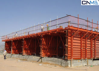 China High Efficiency Modular Formwork System For Formwork Scaffolding Systems supplier