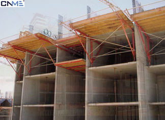 China Highly Flexible Tunnel Modern Formwork Systems For Building Construction supplier