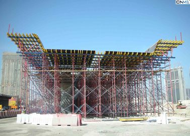 China High Strength Bridge Scaffolding And Formwork High Load Capacity supplier