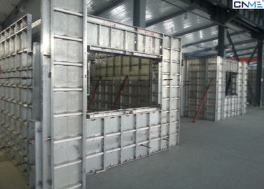 China Light Weight Aluminium Formwork System , Bearing Capacity 60KN/M2 supplier
