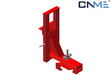 China Fast Operation Scaffolding Formwork Accessories Beam Clamp High Strength supplier