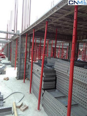 China Customized Waterproof AL 65 Aluminum Formwork for Concrete Wall Formwork supplier