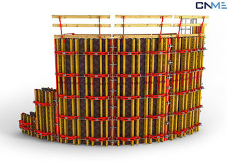 China H20 Timber Beam Formwork with CB240 Bracket / Concrete Wall Formwork supplier
