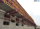 China Simple Moving Cantilever Scaffolding System , Hanging Scaffolding Systems factory