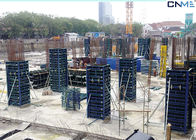 China System Column Formwork , Column Forms For Concrete Easy Installation factory