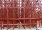 China Lightweight Shoring Scaffolding Systems High Loads Carrying Capacity factory