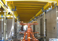 China Shifting Trolley Slab Formwork Systems Hydraulic / Auto Lifting Lifting Type factory