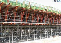 China Construction Bridge Formwork Systems Large Area High Cantilever Loads factory