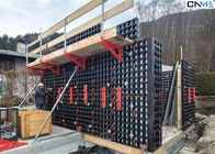 Connections / Round Columns / Wall Plastic Formwork System Waterproof