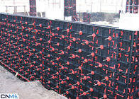 Thickness 8MM - 10MM Concrete Wall / Column Formwork Systems