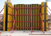 China H20 Timber Beam Wall Formwork Systems 6m Height Universal For Vertical Walls factory