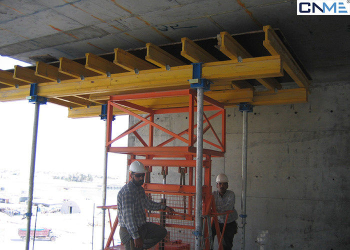 Safety Suspended Slab Formwork Shifting Trolley With