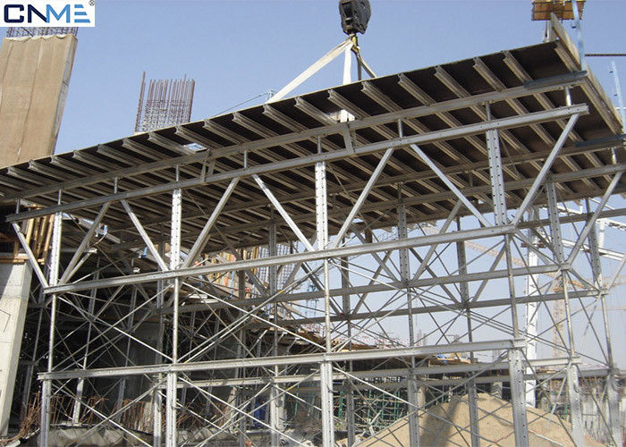 Light Weight Flying Table Formwork , Concrete Slab Systems