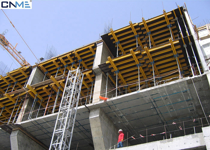 Concrete Building Systems : Customized slab formwork systems beam system for