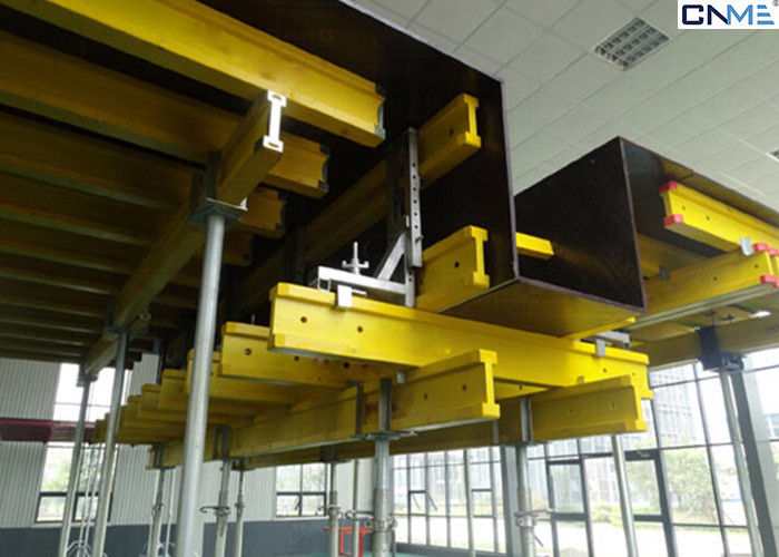 Space Saving Flexible Beam Clamp System Shoring