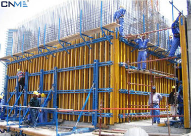 China High Loading Capacity Climbing Formwork System OEM / ODM Acceptable factory