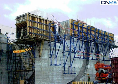 High Efficiency Climbing Formwork System Long Service Life PF-C240