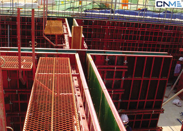 China Light Weight Steel Formwork System With Fewer Connectors High Load Capacity factory