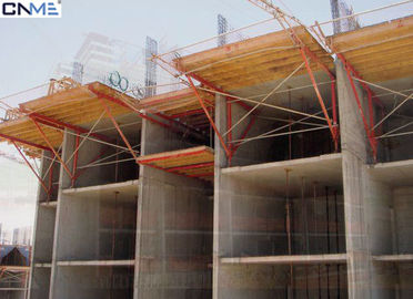 China Highly Flexible Tunnel Modern Formwork Systems For Building Construction factory