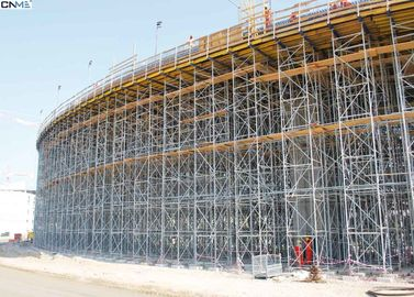 Multifunction Bridge Formwork Systems Steel / Timber Beam / Plywood Material