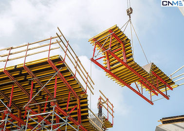 Customized Shape / Size Bridge Formwork Systems For Construction