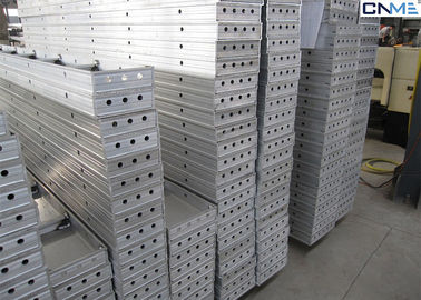 China 4mm Panel Aluminium Formwork System / Formwork For Slabs & Beams factory