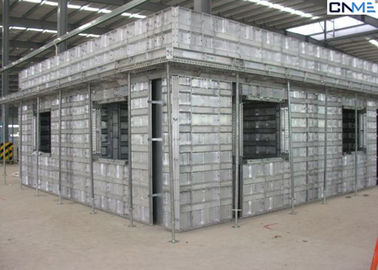 China Construction Aluminium Formwork System , Formwork For Beams Columns And Slabs factory