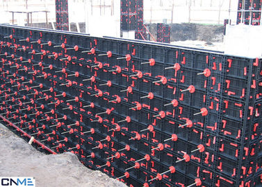 China Thickness 8MM - 10MM Concrete Wall / Column Formwork Systems factory